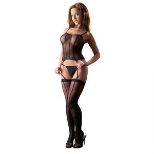 ΚΟΡΜΆΚΙ ΖΑΡΤΙΈΡΕΣ G-STRING BASQUE SET MANDY MYSTERY OS