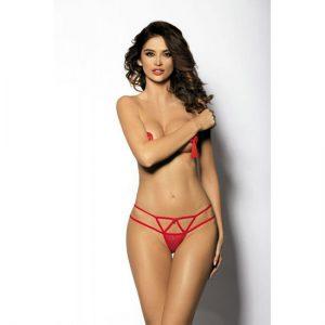 ΚΌΚΚΙΝΟ ΚΙΛΟΤΆΚΙ ANAIS APPAREL RED G-STRING L